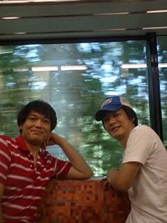 ☆奥多摩ロケ2☆